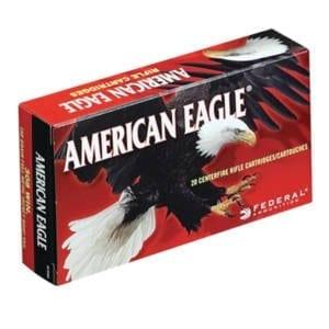 Federal American Eagle .30 Carbine FMJ 110 Grain .30 Carbine