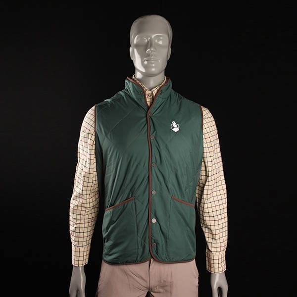 The Commander Preserve Brand WindVest Clothing