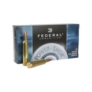 Federal 7RB Power-Shok 7mm Remington Magnum 7mm Remington Magnum