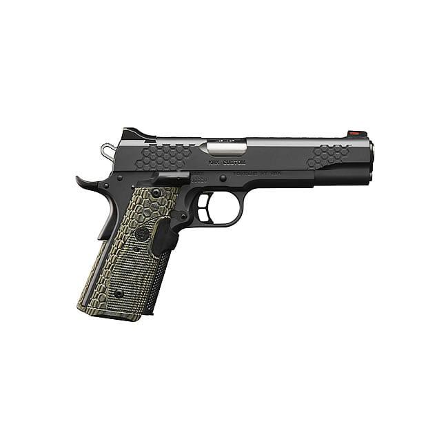 Kimber KHX Custom  45 ACP w/ Laser Enhanced Grips