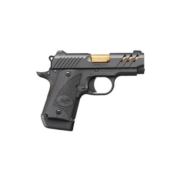 KIMBER MICRO9 ESV BLACK (NS) Firearms