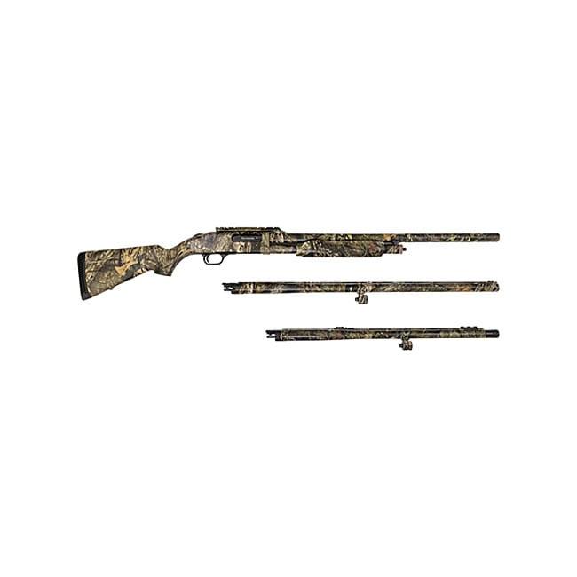 Mossberg535 12 Gauge 3 Barrel Shotgun Combo Firearms