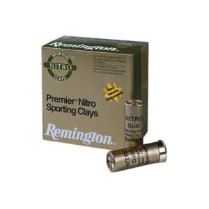 Remington Nitro Premier Sporting Clays 12 Ga 2.75″ 1oz 7.5 Shot 12 Gauge