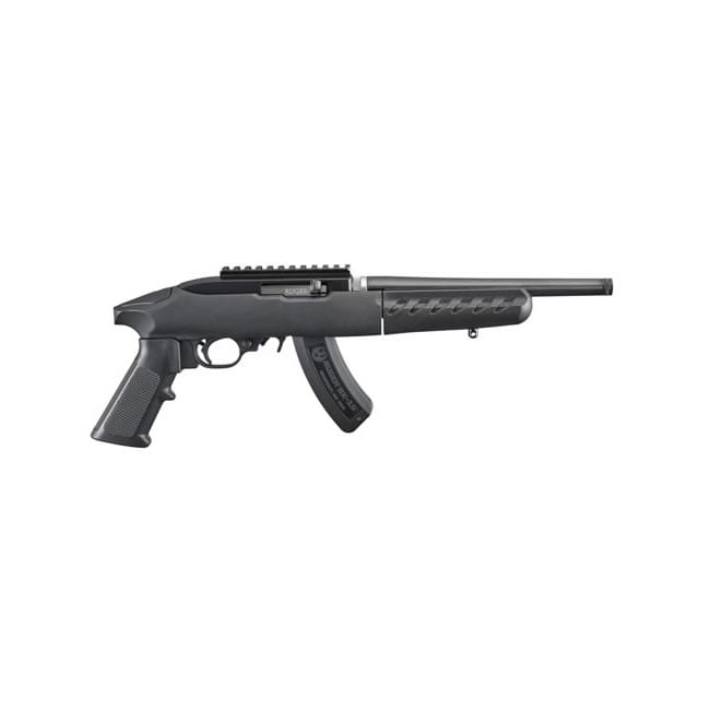 Ruger Charger Pistol .22LR 10-Inch Firearms