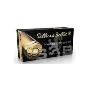 Sellier & Bellot 10mm JHP 180 Grain 50Rds 10MM