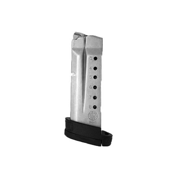 S&W M&P SHLD 9MM 8RD MAG Firearm Accessories