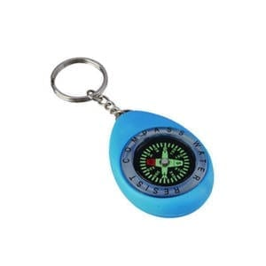 Munkees Keychain Compass Accessories