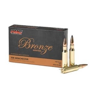 PMC Ammo .308 Winchester 150 Grain 20-Pack .308 Winchester