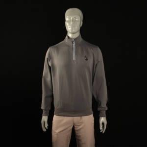 F&G Tech Solid 1/4 Zip Jackets