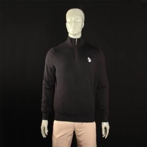 Preserve Brand Merino 1/4th Zipper Windsweater Clothing