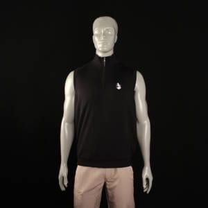 Preserve Brand Merino 1/4 WindVest Clothing