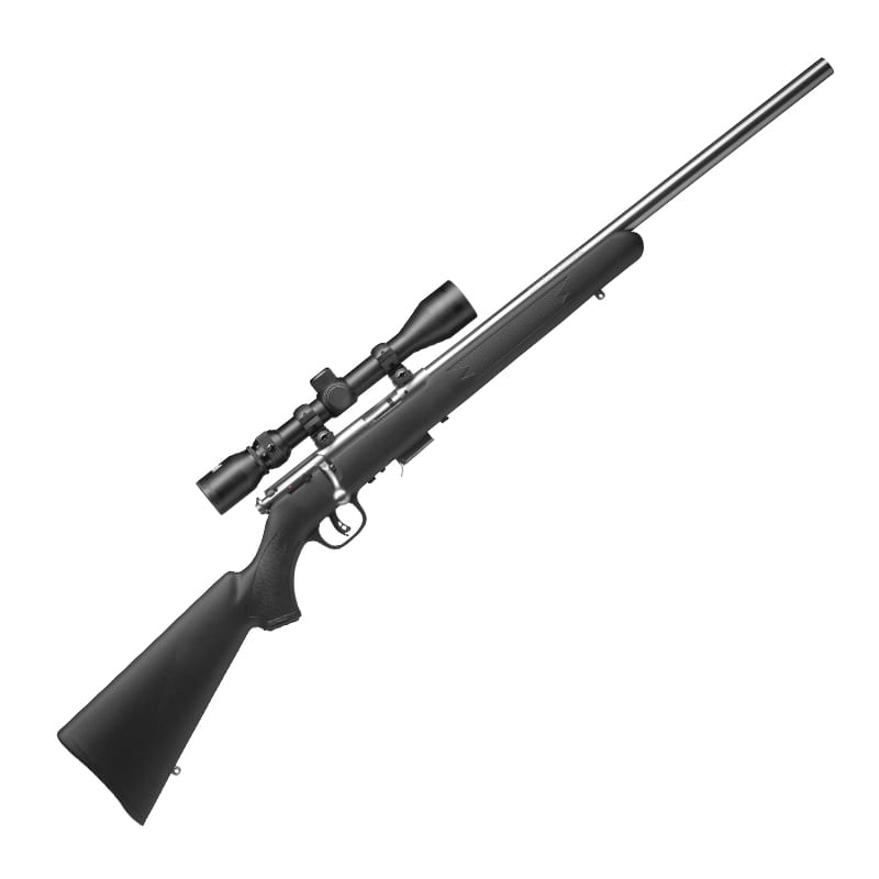 Savage Model 93FVSS-XP Package Firearms