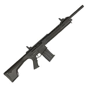 Typhoon Defense X12 AR Style Semi-Auto 12 GA 18.5″ 12 Gauge