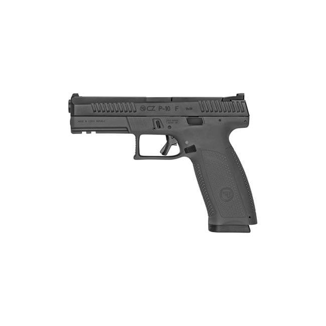 CZ P-10F Full Size 9mm Luger Semi-Auto Pistol 4 5