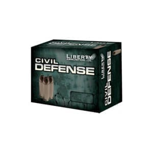 Liberty Civil Defense .380ACP 50GR HP .380 ACP