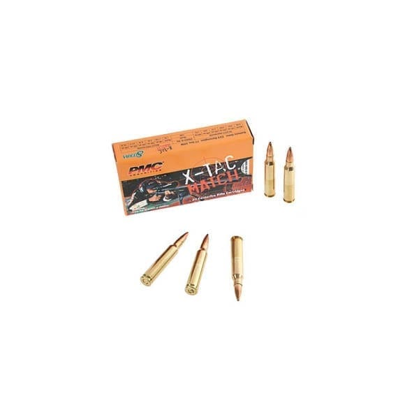 PMC X-TAC .223 Remington 77 Gr Sierra OTM .223 Remington