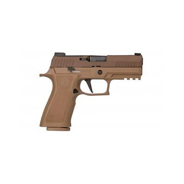 Sig SauerP320 X-CARRY Coyote 9MM 17Rds Firearms