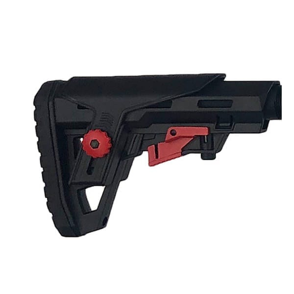 TYPHOON COLLAPSIBLE BLK STOCK Firearm Accessories