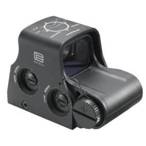 EOTech XPS2-300 Blackout Holographic Sight 68 MOA Optics