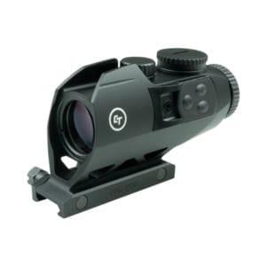 Crimson Trace Red Dot 3.5x 30mm Battle Sight Hybrid Optics
