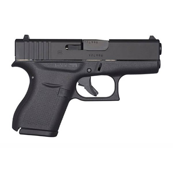 Glock G43 9mm 3.39″ Semi-Auto Handgun Firearms
