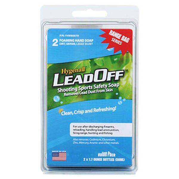 Hygenall LeadOff Foaming Soap Gun Cleaning & Supplies