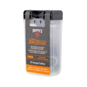 Hoppe's No. 9 Boresnake 20 Gauge Bore Cleaners