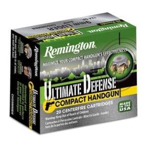 Remington .45 ACP UD Compact BJHP Ammunition .45 ACP