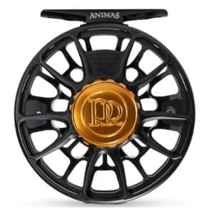 Ross Animas 5/6 Reel Black Fishing