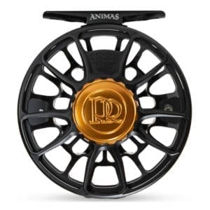 Ross Animas 7/8 Reel Black Fishing