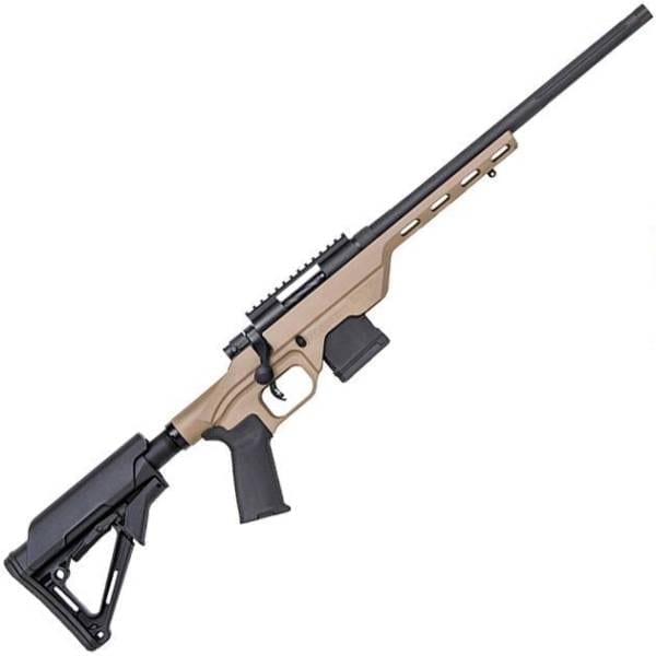 Mossberg MVP LC Bolt Action .223 Rem Rifle
