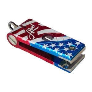 Able Nipper USA Flag Fishing