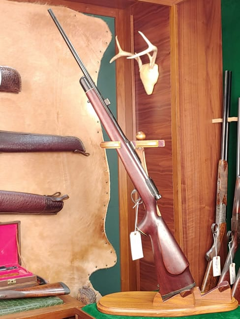 Pre-Owned – Japanese Arisaka 6.5 Creedmoor Bolt Action Rifle Bolt Action