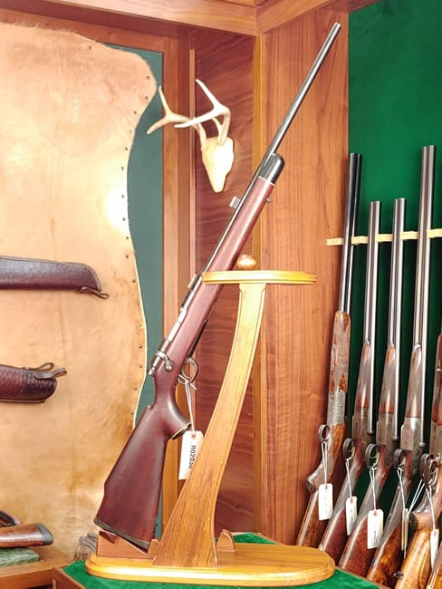 Pre-Owned – Japanese Arisaka 6.5 Creedmoor Bolt Action Rifle Firearms