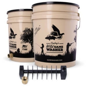 Cowboy's Wild Game Washer 5-Gal Accessories