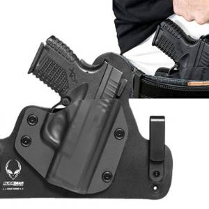 AlienGear Springfield XDs 3.3 Cloak Tuck IWB Holster Firearm Accessories
