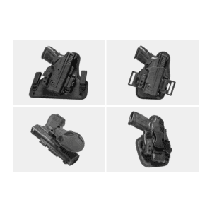 AlienGear Shape Shift Core Carry Glock 17 RH Holster Firearm Accessories