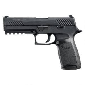 SIG Sauer P320 Nitron .45 ACP 4.7″ Full Size Semi Auto Pistol Firearms