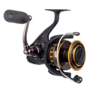 Daiwa BG Saltwater Spin Reel Fishing