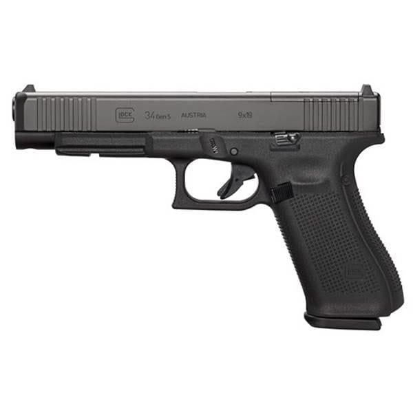 GLK G34 GEN5 9MM 5.3″ 17RD Firearms