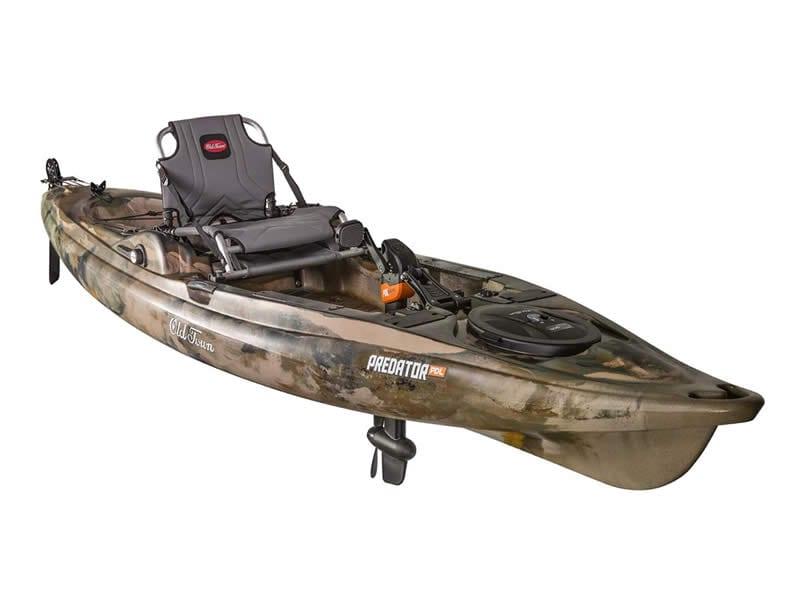 Old Town Predator PDL Kayak