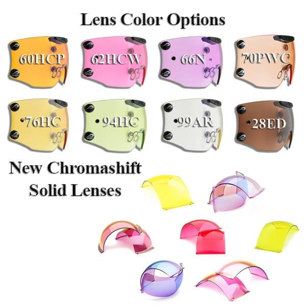 Pilla Outlaw X7 3 Mask Kit Eye & Ear Protection