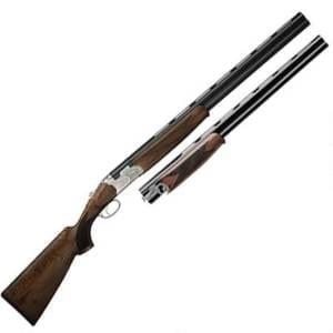 Beretta 686 Silver Pigeon I- 410/ 28 Gauge Shotgun Combo