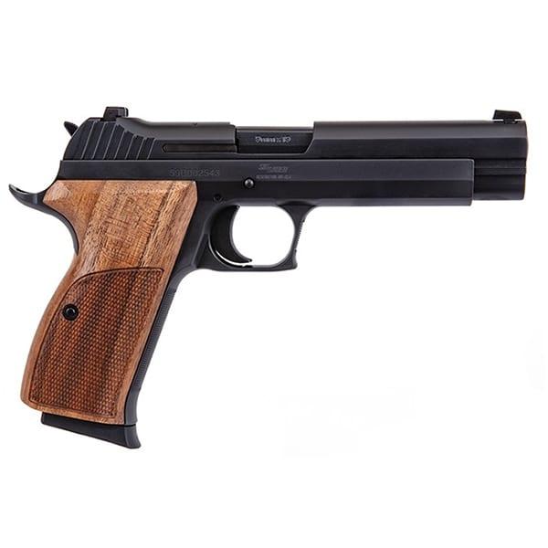 Sig Sauer P210 Standard 5″ 9mm Handgun Firearms