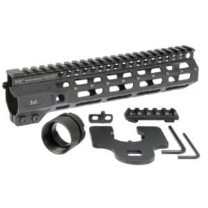 Midwest Industries AR-15 Combat Rail 9.25″ Firearm Accessories