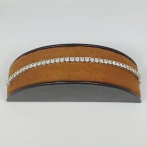 Diamond & White Gold Tennis Bracelet – 10 Carats Jewelry