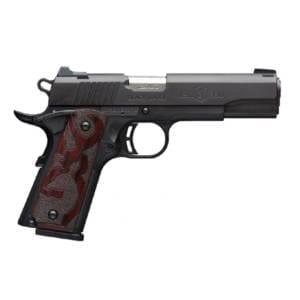 Browning 1911-380 ACP Black Label Handgun