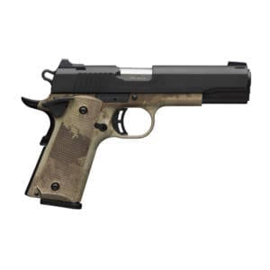 Browning 1911-380ACP Black Label Pro Speed Handgun Firearms