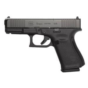 GLK G19 GEN5 MOS 9MM 4″ 15RD Firearms