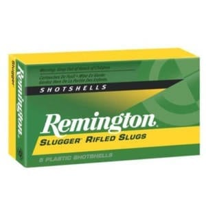 Remington Slugger .410 Rifled Slugger Ammunition .410 Bore